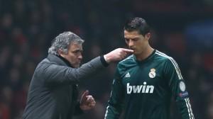 mourinho dan ronaldo