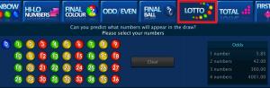 cara bermain toto draw lotto mode
