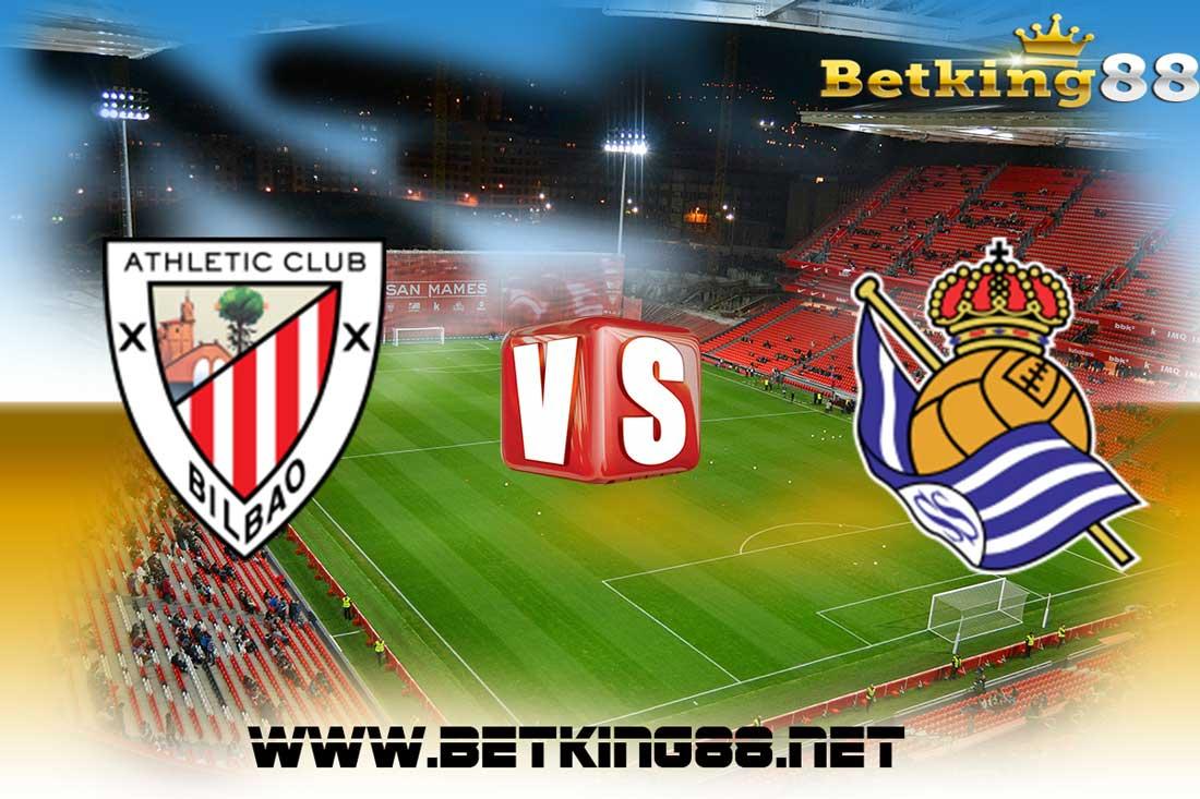 Prediksi Skor Athletic Club vs Real Sociedad 29 April 2015