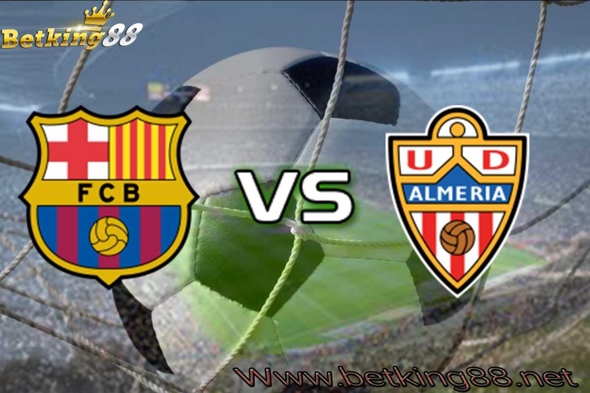 rediksi Skor Barcelona vs Almeria 9 April 2015
