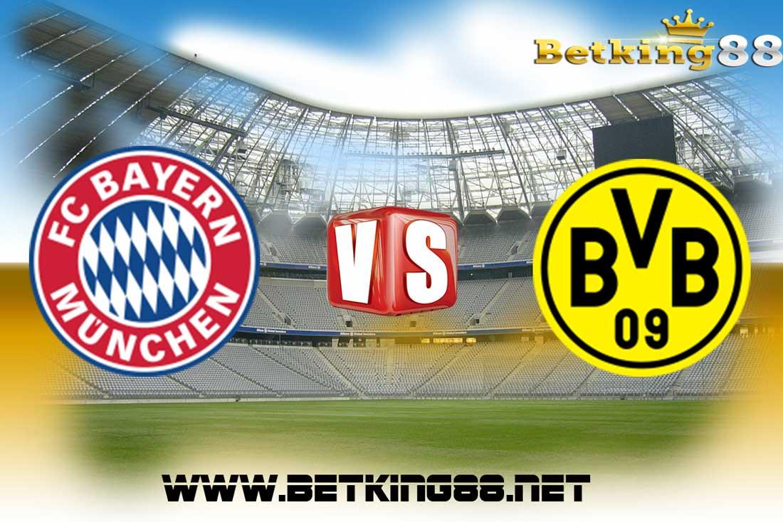 Prediksi Skor Bayern Munchen vs Borussia Dortmund 29 April 2015