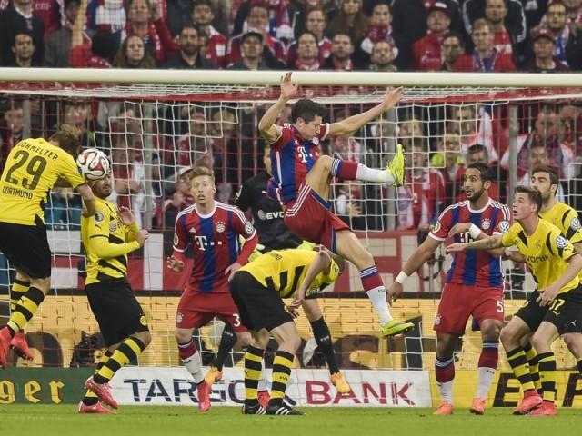 Bayern-Munchen-vs-Borussia-Dortmund