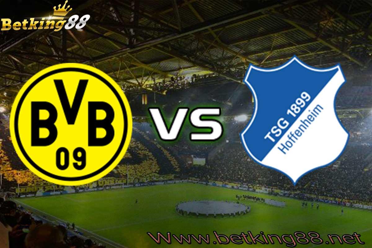 Prediksi Skor Borussia Dortmund vs Hoffenheim 8 April 2015