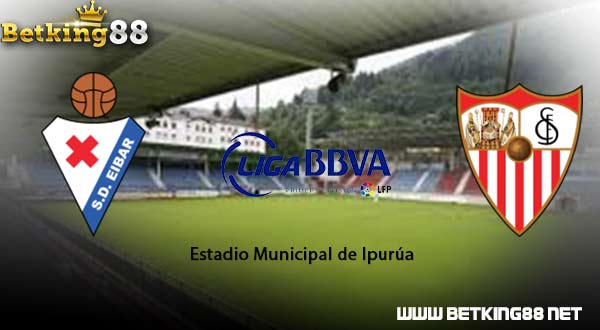 Prediksi Skor Eibar vs Sevilla 30 April 2015