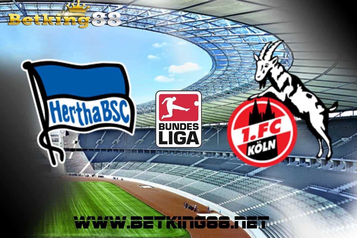Prediksi Skor Hertha BSC vs Colonia 18 April 2015Prediksi Skor Hertha BSC vs Colonia 18 April 2015