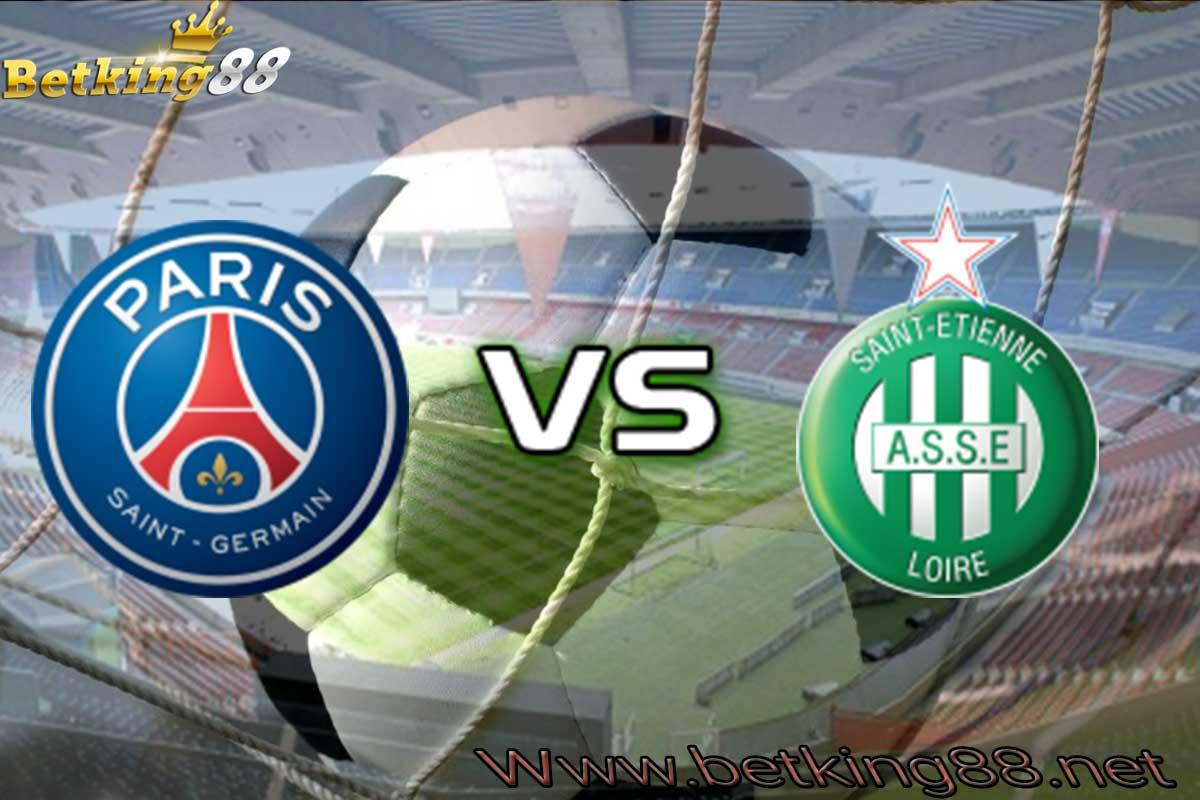 Prediksi Skor Paris Saint Germain vs AS Saint Etienne 9 April 2015