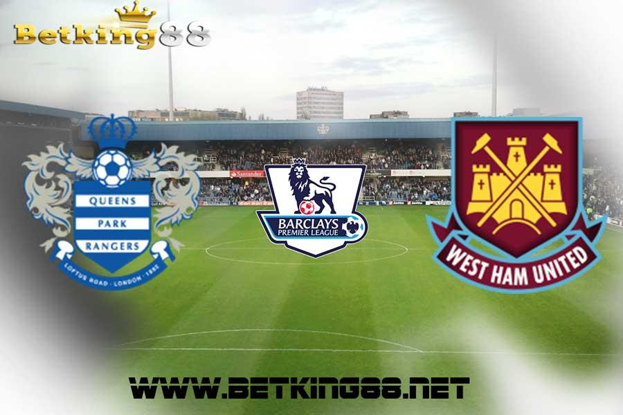 Prediksi Skor Queens Park Rangers vs West Ham United 25 April 2015