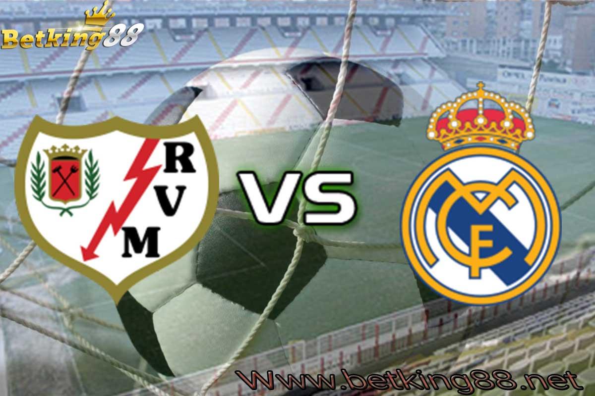 Prediksi Skor Rayo Vallecano vs Real Madrid 9 April 2015