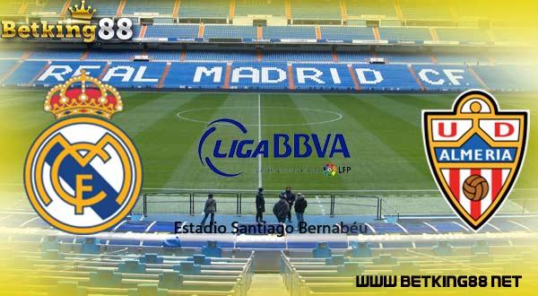 Prediksi Skor Real Madrid vs Almeria 30 April 2015