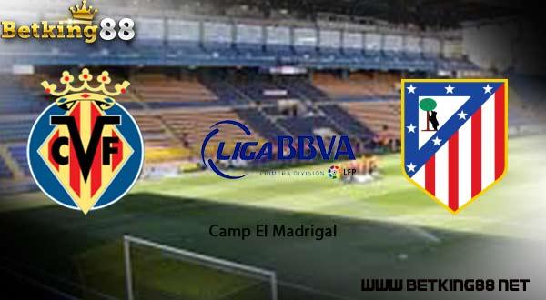 Prediksi Skor Villarreal vs Atletico Madrid 30 April 2015