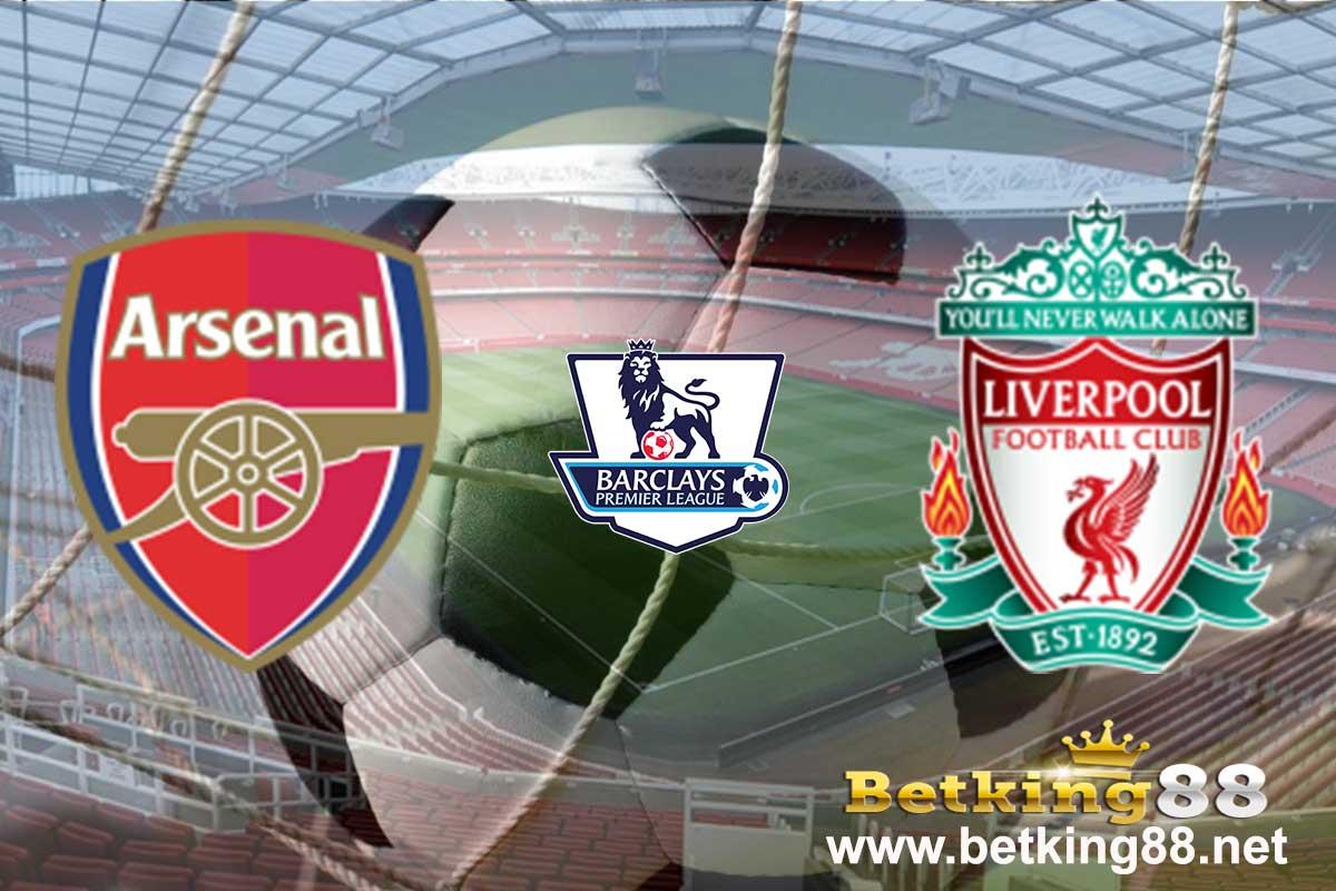Prediksi Skor Arsenal vs Liverpool 4 April 2015