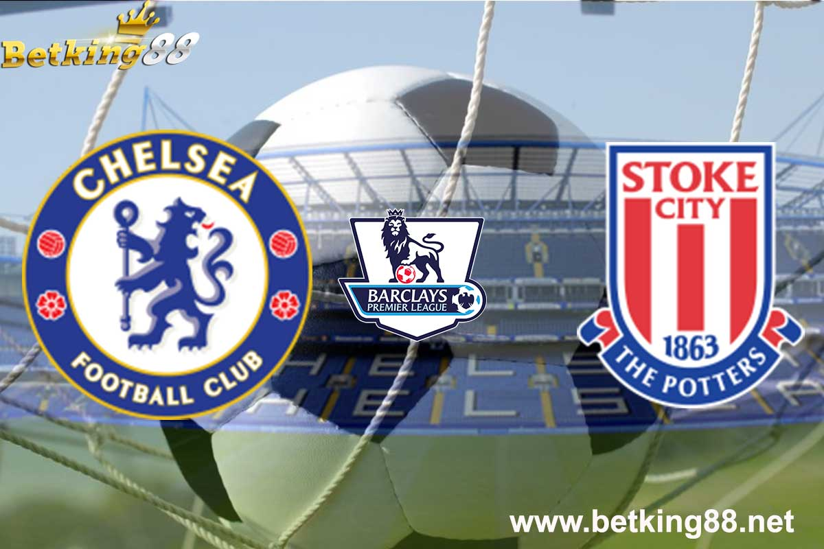 Prediksi Skor Chelsea vs Stoke City 4 April 2015