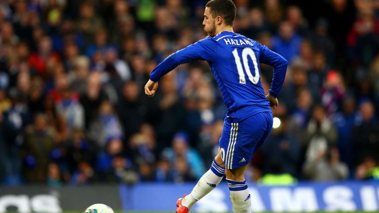 Eden Hazard yakin Chelsea sudah gelar Premier League
