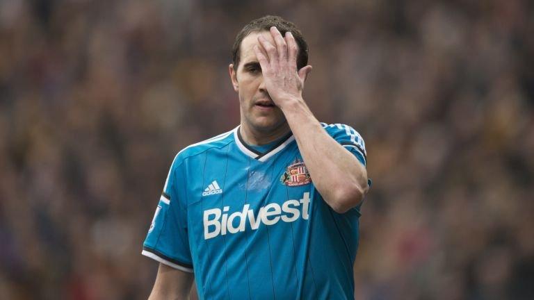 John O'Shea mengatakan Bertahan tidaknya Klub ada di tangan Sunderland