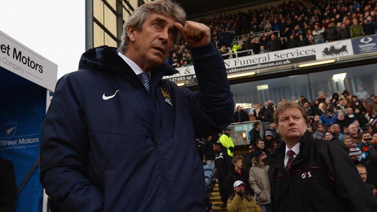Manuel Pellegrini mewaspadai Crystal Palace