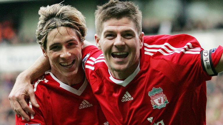 Fernando Torres mengatakan Steven Gerrard adalah yang terbaik