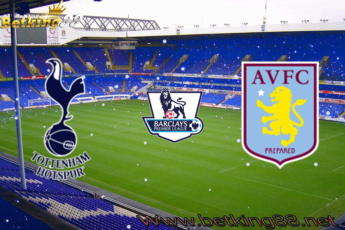 Prediksi Skor Tottenham Hotspurs vs Aston Villa 11 April 2015