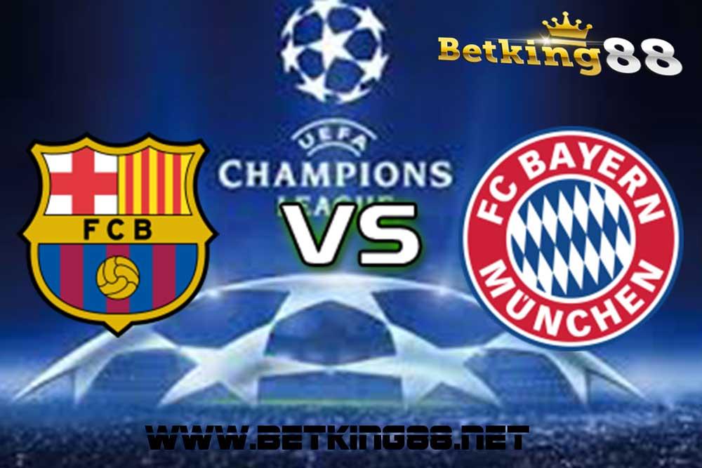 Prediksi Skor Barcelona vs Bayern Munchen 7 Mei 2015