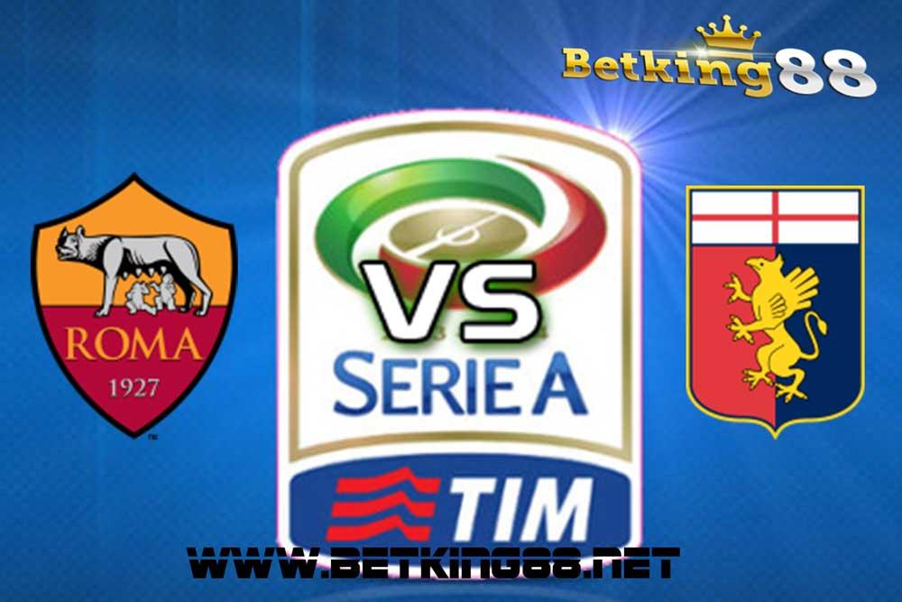 Prediksi Skor Roma vs Genoa 3 Mei 2015