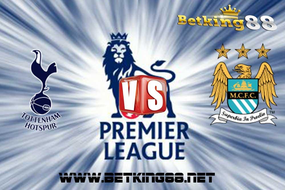 Prediksi Skor Tottenham Hotspurs vs Manchester City 3 Mei 2015