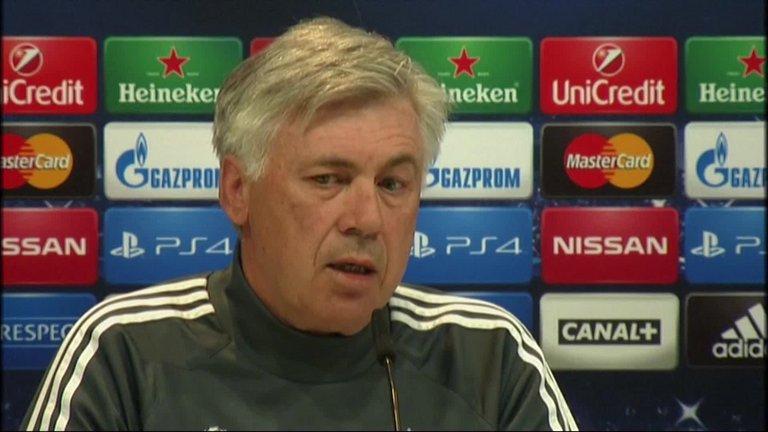 Agen Sbobet - Carlo Ancelotti menginginkan kinerja pertahanan Real Madrid ditingkatkan