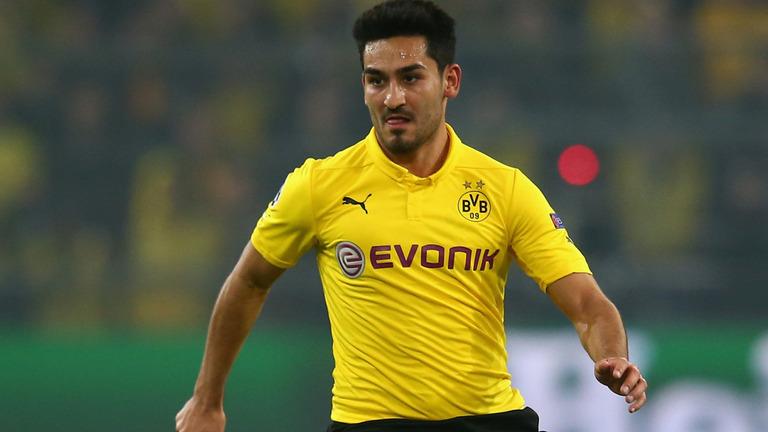 Ilkay Gundogan tidak akan menandatangani kontrak baru di Borussia Dortmund