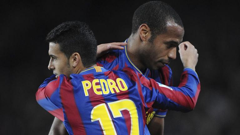 Agen Sbobet - Thierry Henry mengatakan Pedro adalah pemain sempurna
