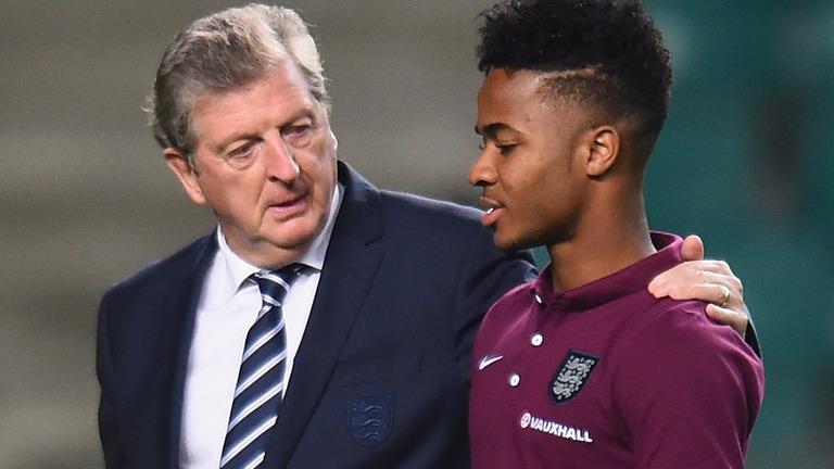 Agen Sbobet - Roy Hodgson mengatakan Raheem Sterling bisa menang 100 caps Inggris