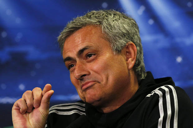 Agen Sbobet - Jose Mourinho mengejek berita terbaru tentang Chelsea