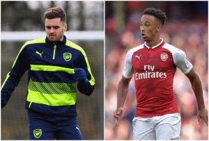 Arsenal Pinjamkan Carl Jenkinson dan Cohen Bramall