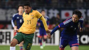 Japan vs Australia