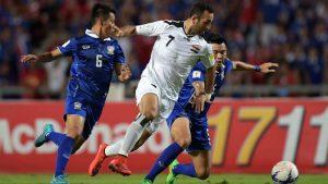 Prediksi Bola Thailand vs Iraq
