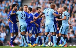 Prediksi Bola Chelsea vs Manchester City 30 September 2017