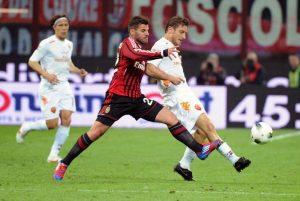 Prediksi Skor Bola AC Milan vs Roma