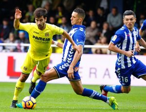 Prediksi Skor Bola Deportivo Alaves vs Villarreal 17 September 2017