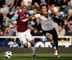 West Ham United vs Tottenham Hotspur