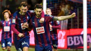 team Eibar vs Leganes