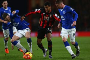 team Everton vs AFC Bournemouth