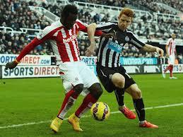 Newcastle vs Stoke City