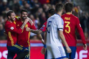 Prediksi Bola Israel vs Spain 10 Oktober 2017