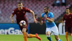 Prediksi Bola Roma vs Napoli 15 Oktober 2017